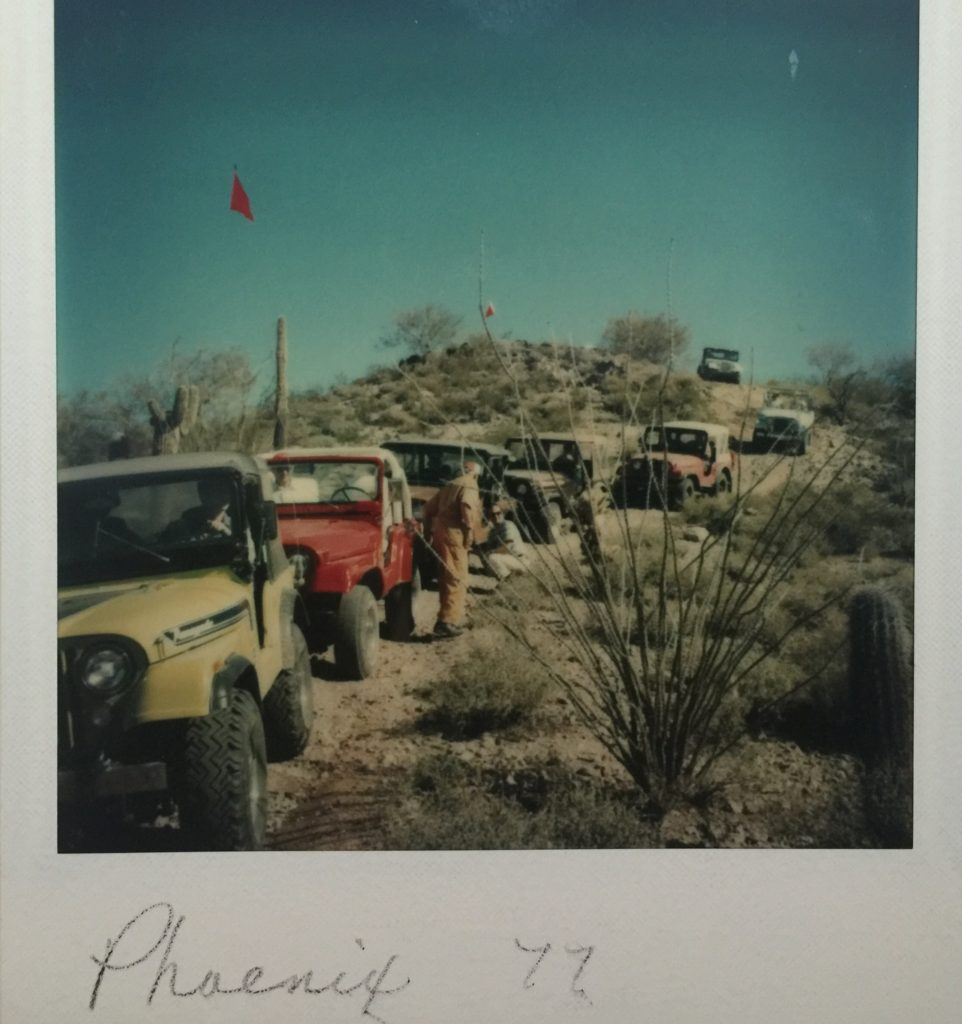 Phoenix Rough Run 1977