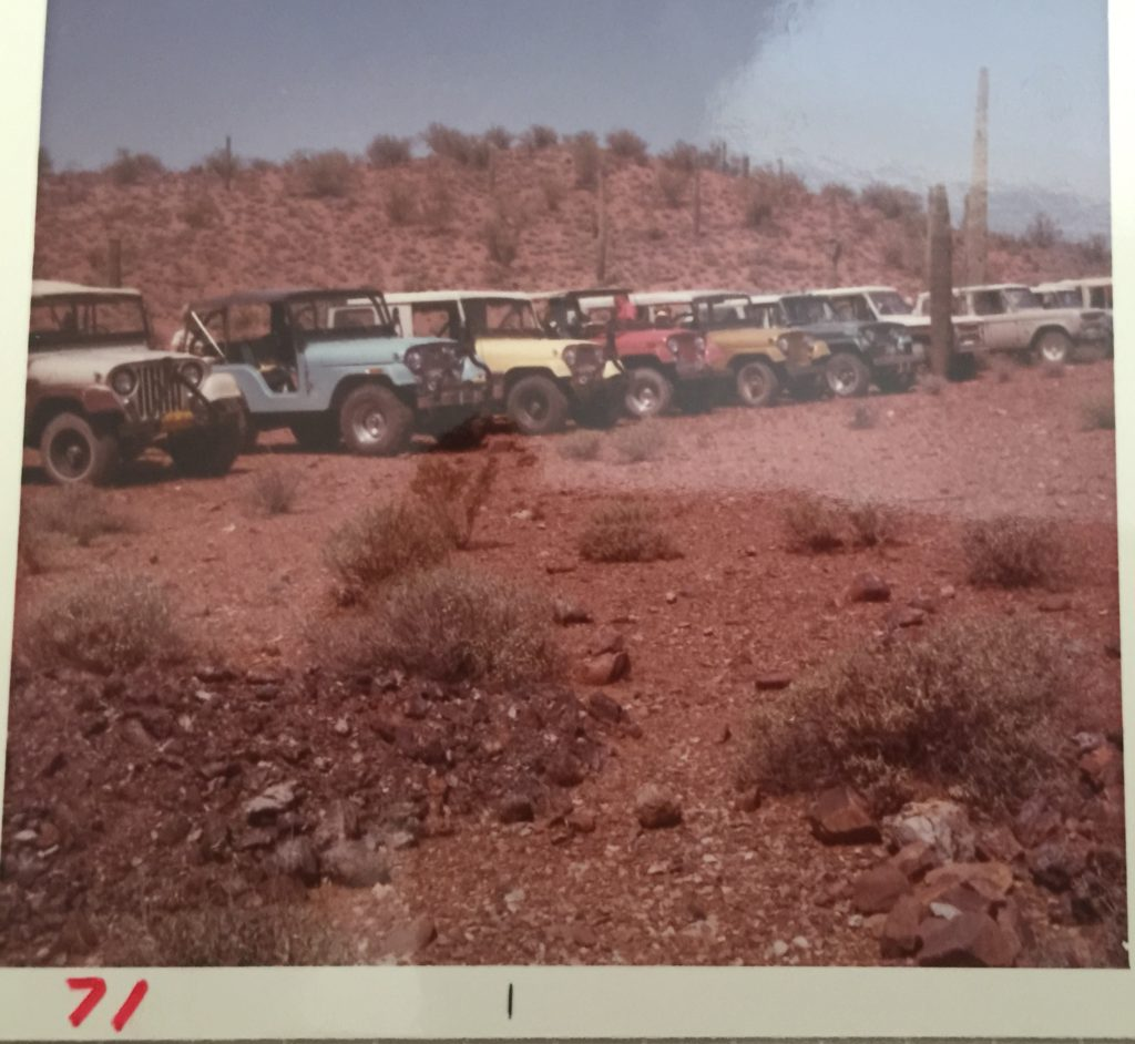 History gallery milne bros jeep legacy website for Rough and milne