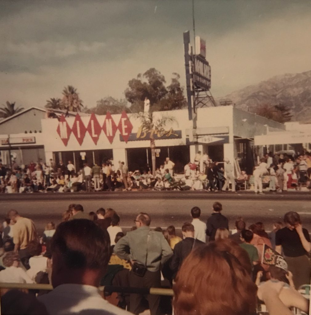 1960's Milne Bros Rose Parade